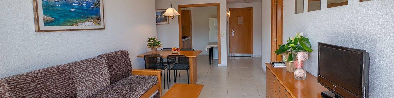 Apartamento E Salon