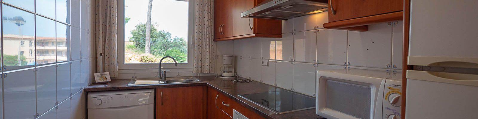 Villa 2 habitaciones Cocina