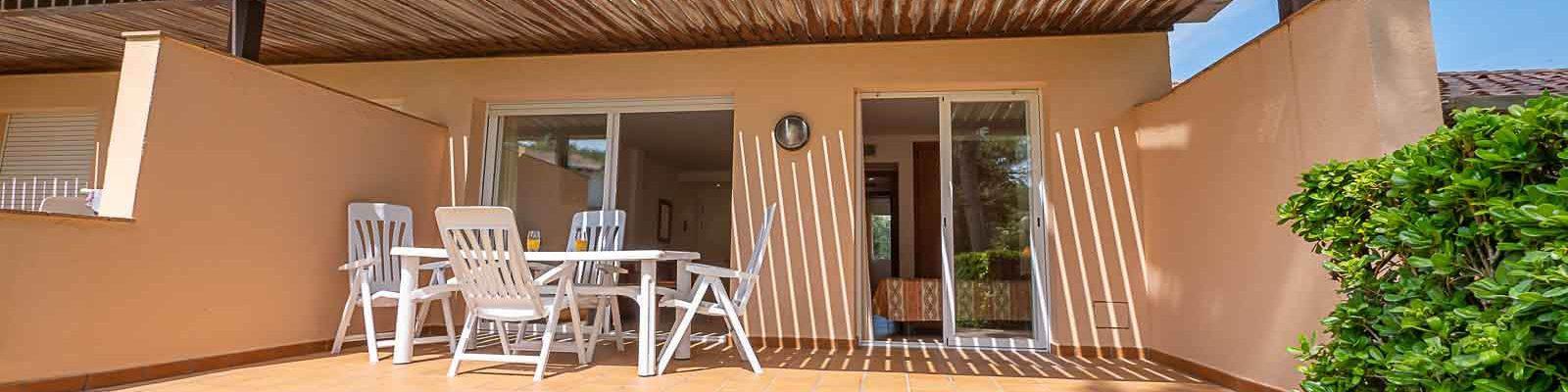 Villa 2 habitaciones terraza